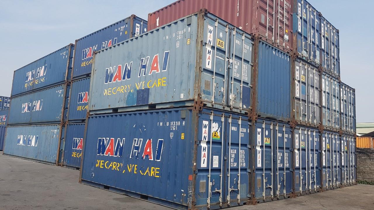 ưu tiên chọn container nguyên bản