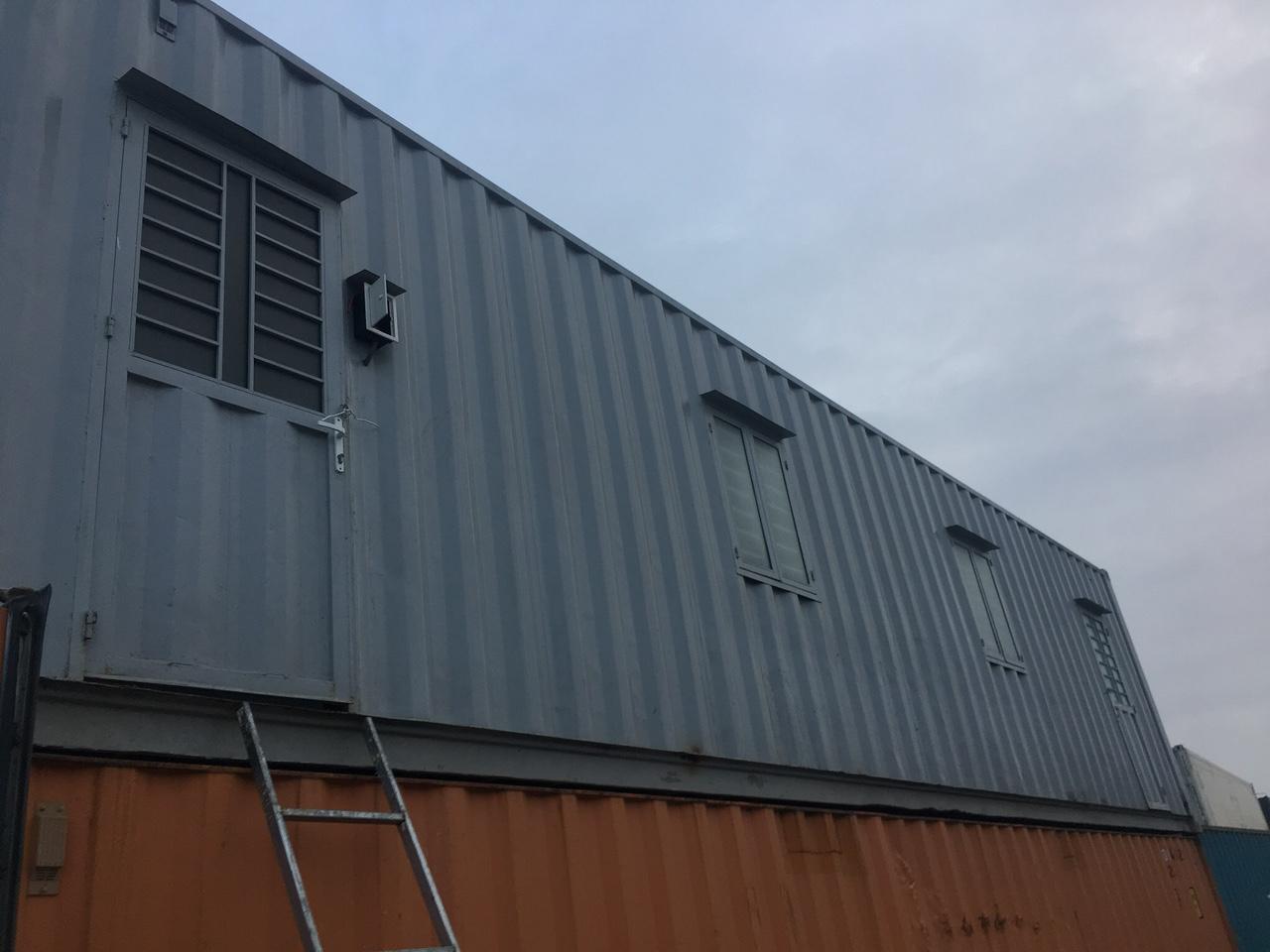 Container văn phòng 40 feet đẹp