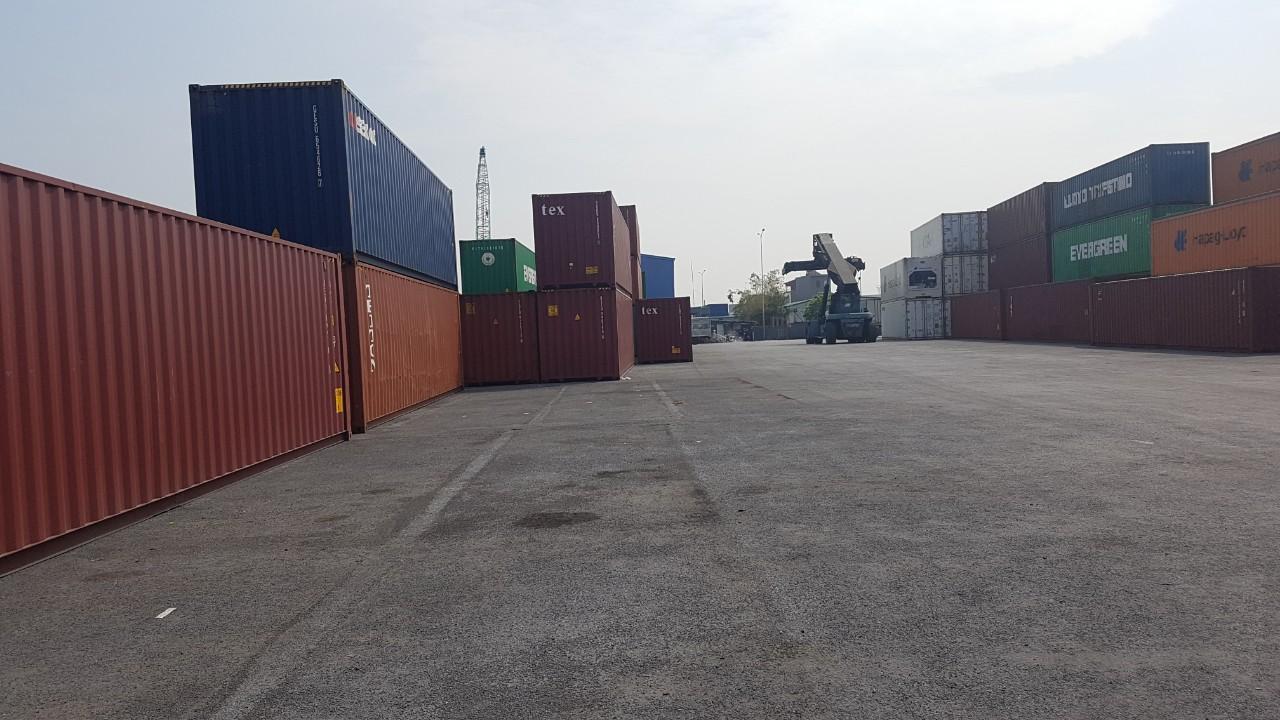 Mua bán container cũ tại quảng ninh